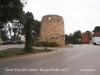 Castell de Castelldefels - Torre de la Plaça del castell