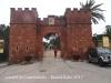 Castell de Castelldefels - Entrada al recinte