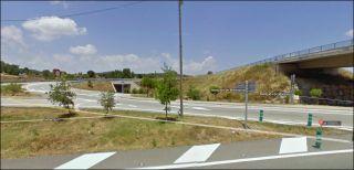 Entrada a Castellgalí. Captura de pantalla de Google Maps.