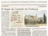 Castell de Castelló de Farfanya - Informació.