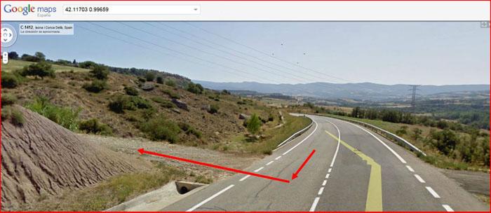 castell-de-castelltallat-mapa-google-inici-itinerari-110901