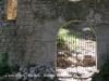 Castell de Centelles - Porta d\'entrada.