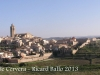 Castell de Cervera - Vista general, entorn.
