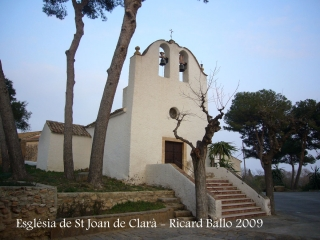 Església parroquial de Sant Joan de Clarà