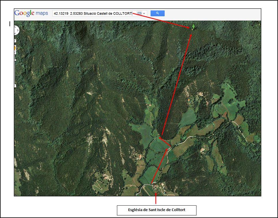 sant-feliu-de-pallerols-castell-de-colltort-google-maps-itinerari