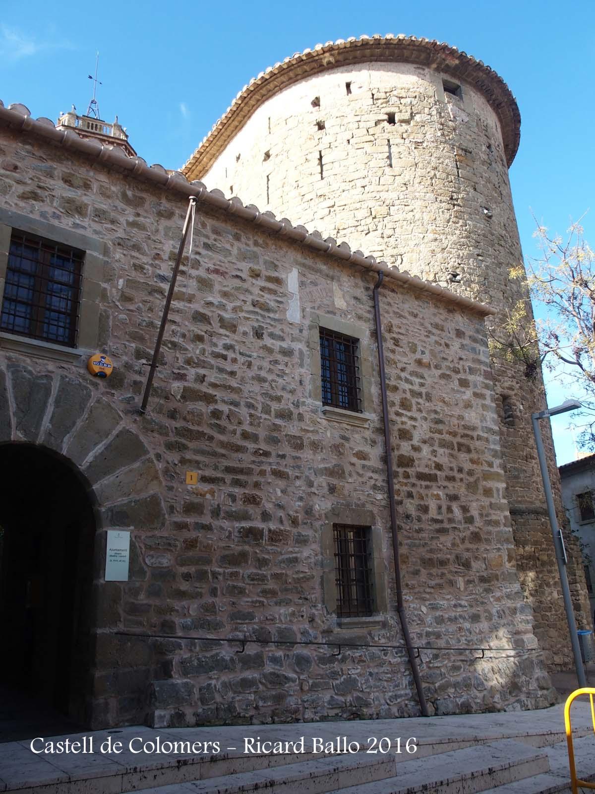 Castell de Colomers