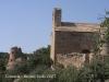 Castell de Comiols. Sant Romà de Comiols.