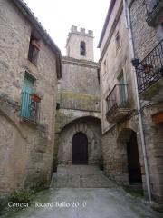 Conesa: Església de Santa Maria.