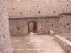 Castell de Farners  - Entrada - Interior.