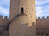 Castell de Farners - Torre de l\'homenatge.