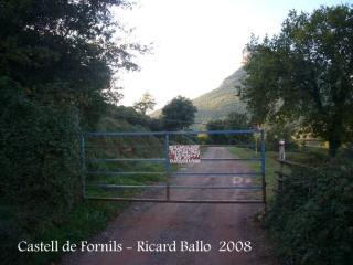 Camí al Castell de Fornils