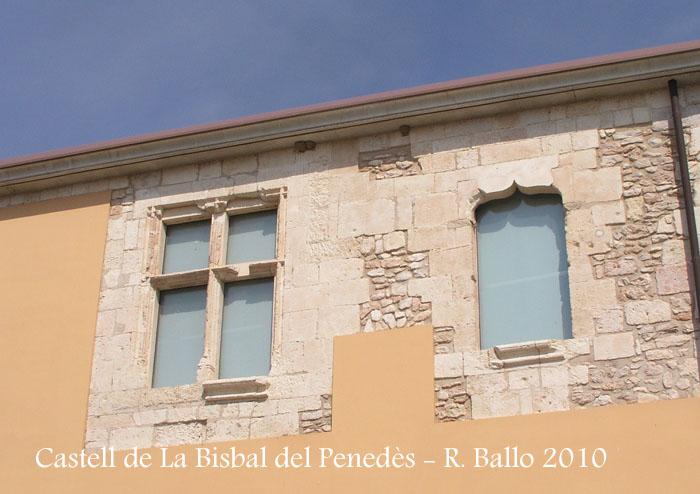 Castell de la bisbal del pened s baix pened s - Tiempo la bisbal del penedes ...
