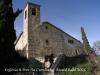 Castell de La Curullada - Església parroquial de Sant Pere, del segle XVII.
