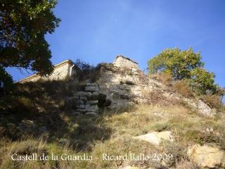 Castell de la Guàrdia - Ripollès
