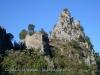 Suposades restes del Castell de La Pertusa.
