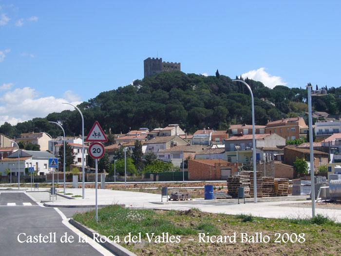 Castell de la roca del vall s vall s oriental - Piscina la roca del valles ...