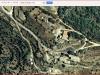 Castell de l'Aguda - Torà - Vista aèria - Captura de pantalla de Google Maps