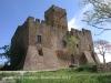 Castell de Les Sitges.