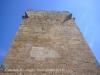 Castell de Les Sitges. Torre mestra.