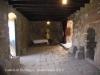 Castell de Les Sitges. Entrada, planta baixa.