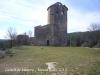 Castell de Llanera - La primera edificació que trobem a l\'arribar és l\'església de Sant Martí de Llanera.