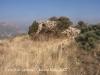 Castell de Llorenç.Al cim del turó.