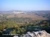 Vistes des del castell de Malagastre: Artesa de Segre.