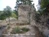 Castell de Malavella - Interpretem que poden ser les restes de la capella del castell, primitiva capella de Sant Maurici.