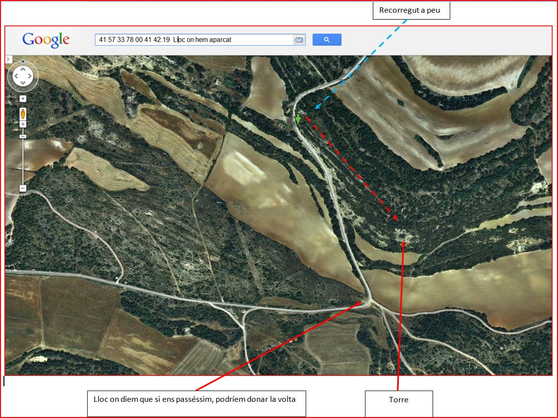 castell-de-milla-itinerari-3-mapa-google