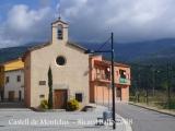 Castell de Montclús - Santa Margarida.