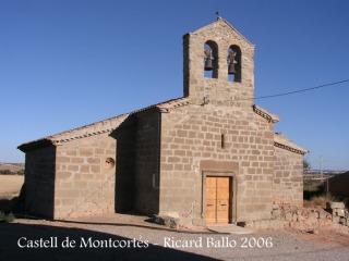 Església de Santa Anna de Montcortès