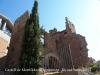 Castell de Montfalcó d'Agramunt – Ossó de Sió - Restes del castell
