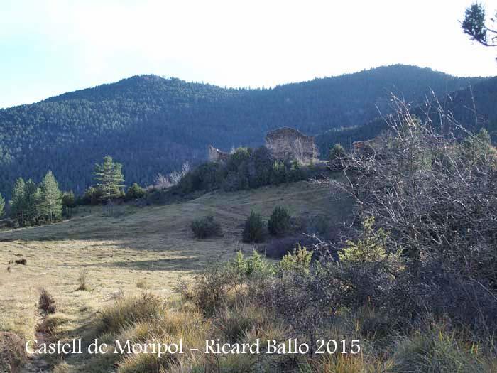 Castell de Moripol – Gósol