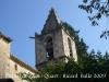 Castell de Palol / Quart - Església parrouial.