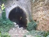 Camí al castell de Prenafeta: Església romànica de Sant Salvador.