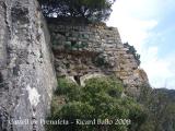 Torre veïna del Castell de Prenafeta.