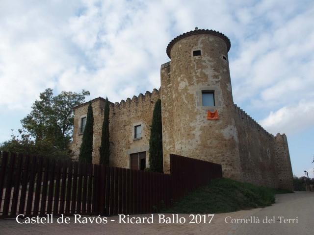 Castell de Ravós – Cornellà del Terri