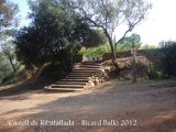 Castell de Ribatallada.