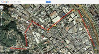 castell-de-rosanes-mapa-google-itinerari-1