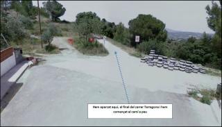 castell-de-rosanes-mapa-google-itinerari-2