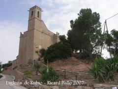 Castell de Rubió - Anoia