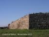 Castell de Rubiol - Despista una mica la mida i la qualitat d\'aquest carreus: no sabem si son pedres aprofitades de construccions medievals o marges del camp construïts per un veritable mestre del treball amb la pedra seca ...