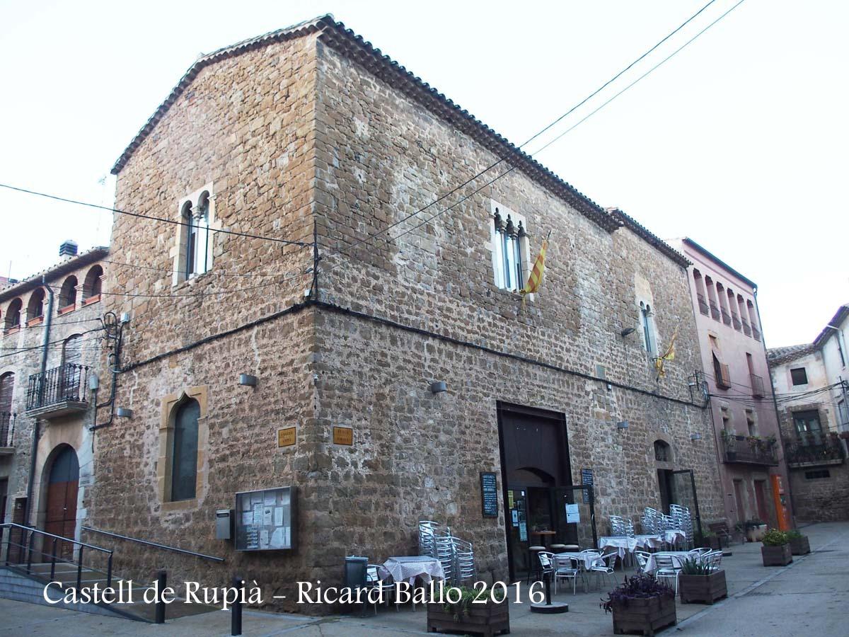 Castell de Rupià