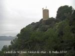 Castell de Sant Joan - Lloret de Mar
