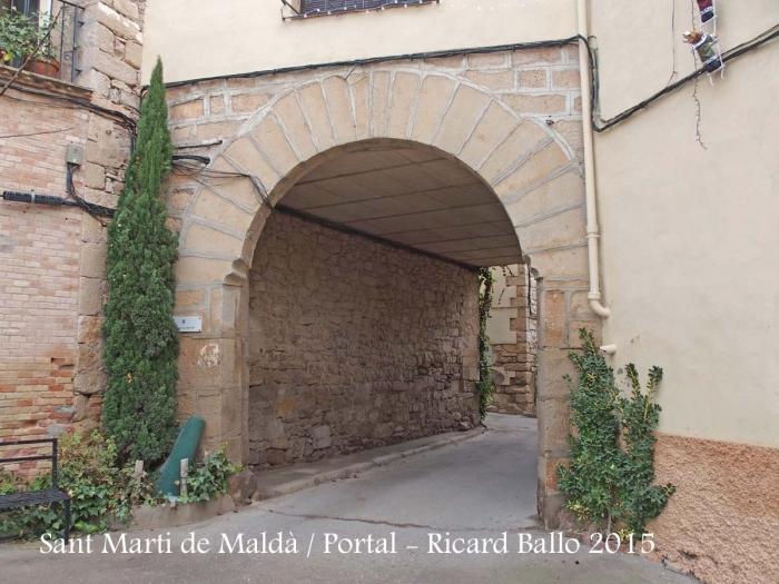 Sant Martí de Maldà