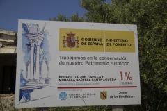 Castell de Santa Àgueda - Ferreries / Menorca
