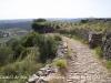 Castell de Santa Àgueda-Ferreries/Menorca - Altra vista de la calçada romana original.