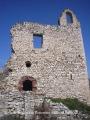 Castell de Seguer: Església de Sant Bartomeu.