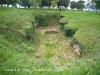 """Aquest clot o dipòsit d'aigua va ésser excavat en l'època ibèrica. La paraula llatina """"tunna"""" significa, precisament, clot excavat a terra i això va fer pensar al filòleg Josep Balari i Jovany l'any 1897 que aquest nom podria haver evolucionat cap a Tonda, Tonna i, més recentment, Tona.  Aixi, doncs, el que fou el nom primitiu del castell i de l'església, documentats des de 889, s'hauria generalitzat més tard, per a tot el terme."""