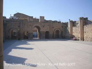 Torrebesses - Església Nova